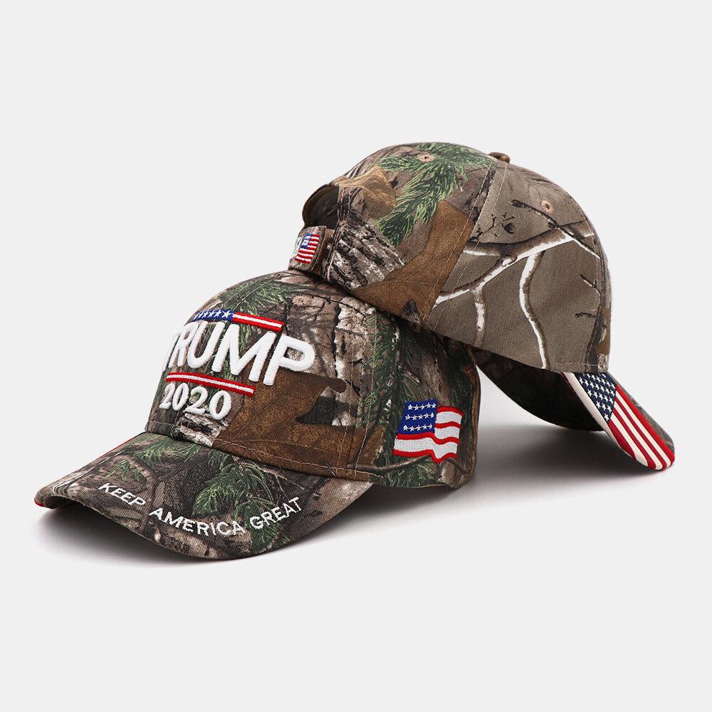 Casquette Trump 2020 Baseball Cap US Presidential Election