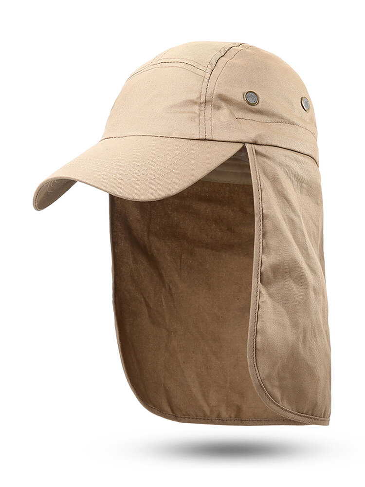 Men Women Outdoor Sports Cotton Wild Cap Casual Visors Breathable Baseball Cap