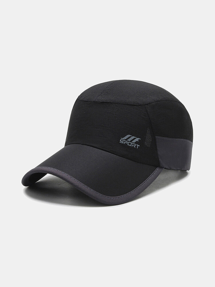 Lightweight Mountaineering Quick-drying Cap Breathable Baseball Cap