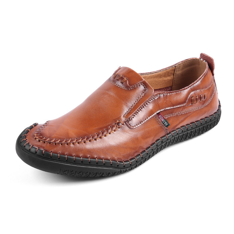 Men_Hand_Stitching_Portable_Silp_On_Soft_Driving_Leather_Loafers