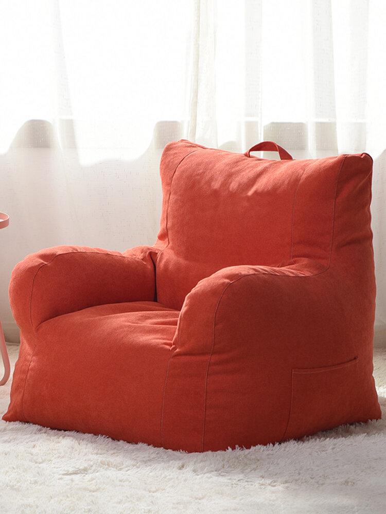Canapé paresseux pouf pouf chambre simple canapé chaise salon moderne simple paresseux chaise