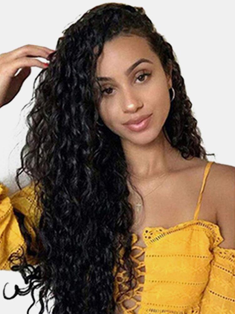 9 цветов крючком Коробка косы Волосы связки из химического волокна маленькая коса конский хвост Волосы кольцо