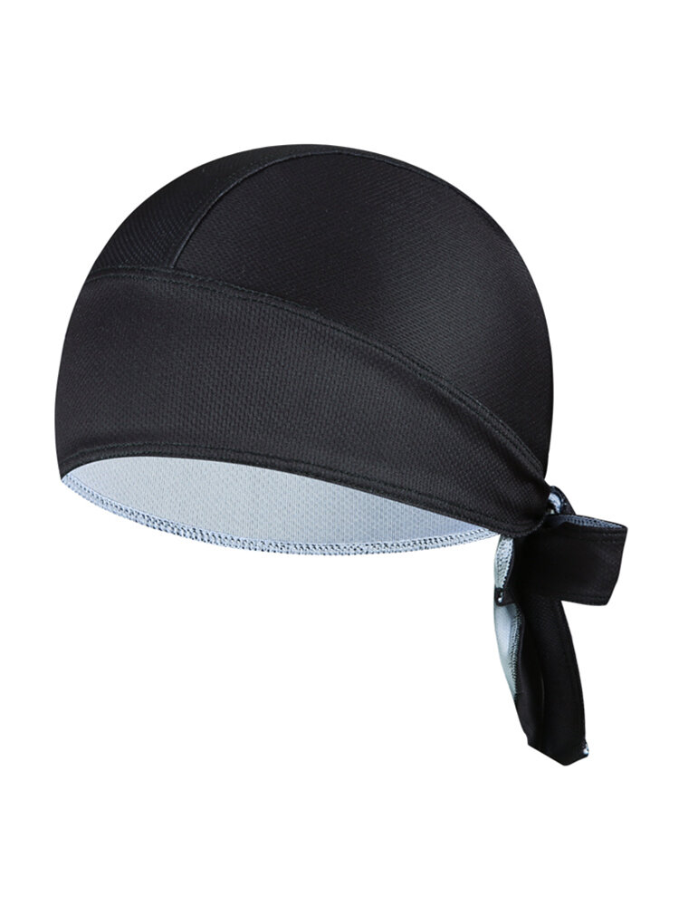 Mens Womens Outdoor Quick-dry Breathable Bike Cycling Cap Pirate Hood Headscarf Racing Bicycle Hat