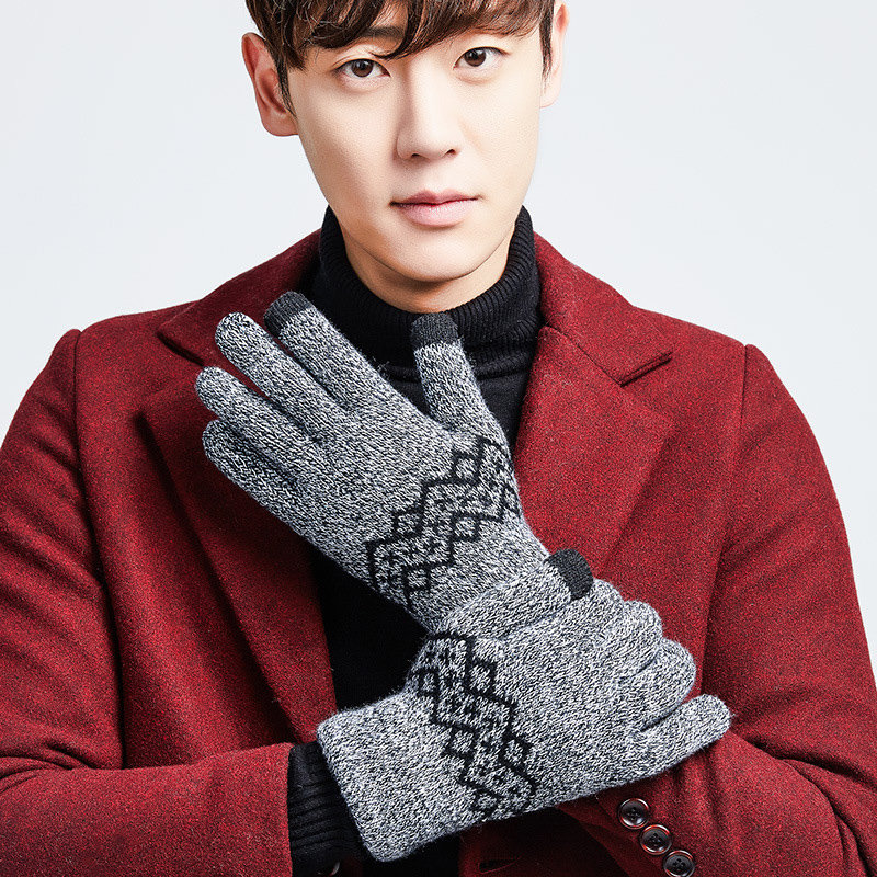Men_Winter_Thick_Touch_Screen_Warm_Windproof_Fullfinger_Gloves_Outdoor_Home_Ski_Cycling_Gloves