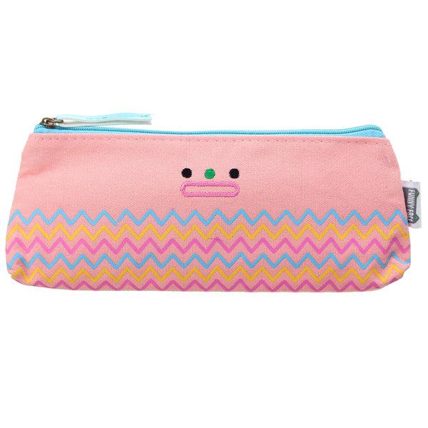Canvas Creative Smile Candy Color Makeup Bag