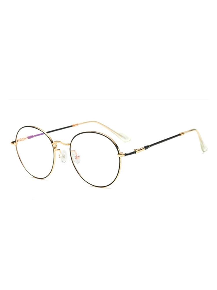Men Women Ultra-light Optical Mirror Radiation Protection Eyeglasses Clear Lens Glasses