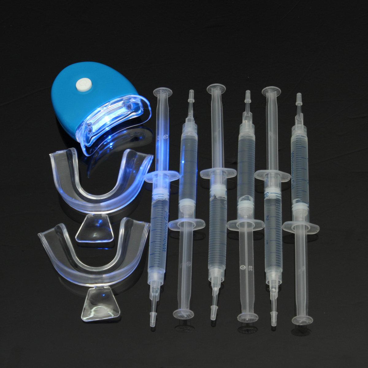 Dental Oral Care Teeth Whitening Bleaching Kit Tooth Whitener Gel Tool Teeth Health Care
