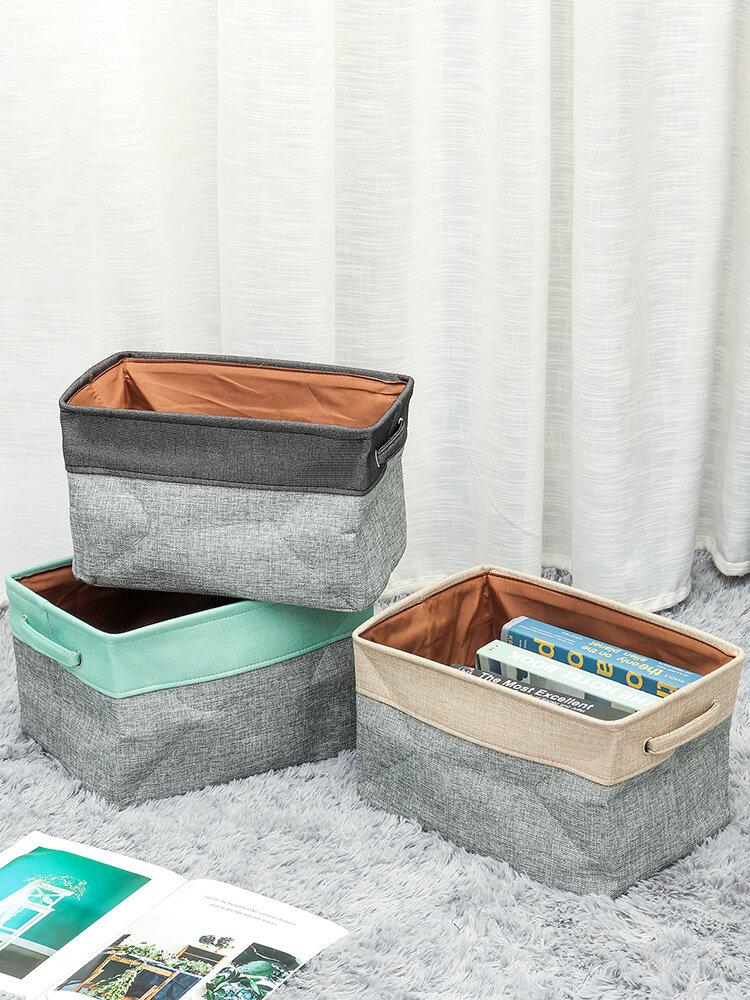 Multifunction Foldable Washing Laundry Basket Dirty Clothes Toy Storage Bag