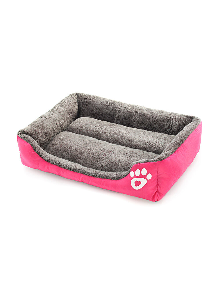 XXL Large Pet Bed Cushion Mat Pad Dog Cat Cage Soft House Kennel Crate Warm Cozy
