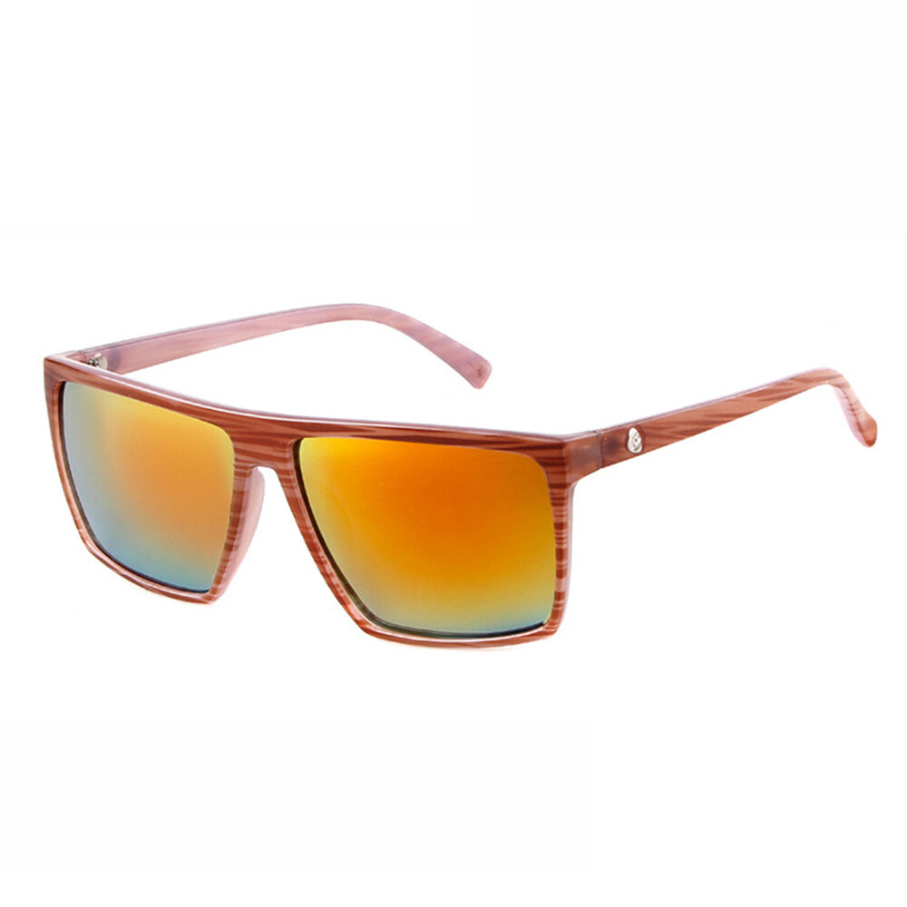 59ff78f87512 Designer Men's Woman's Multi-color Fshion Driving Glasses Square Retro  Frame Sunglasses Online - NewChic