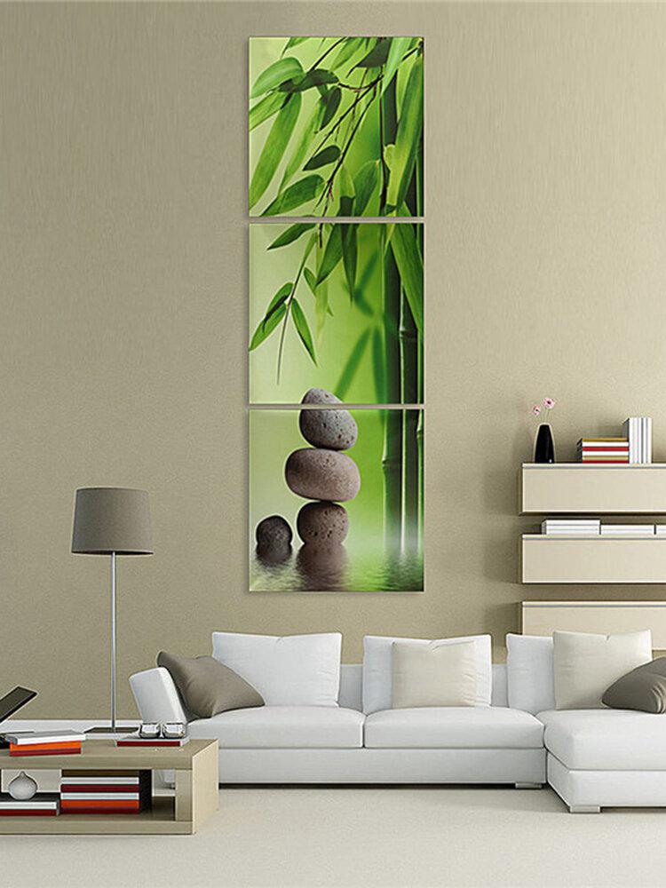 3 pièces sans cadre peinture moderne impression sur toile mur Art photo salon décor à la maison