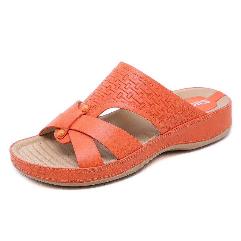 Large_Size_Hollow_Out_Opened_Toe_Slip_On_Home_Casual_Beach_Flat_Sandals