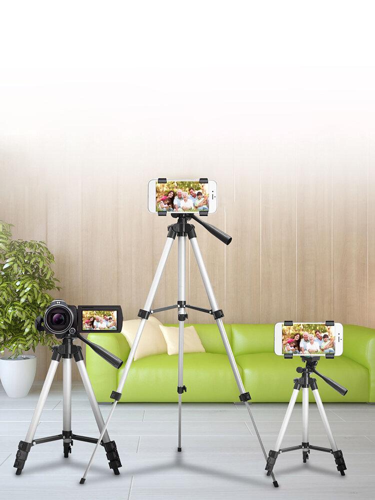 IPhoneの携帯電話  Bagのための伸張可能なカメラの三脚の立場の台紙のホールダー