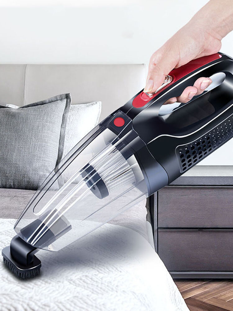 Car Vacuum Cleaner Powerful Suction USB Charging Handheld 120W Dry / Wet Portable Vacuum Cleaner