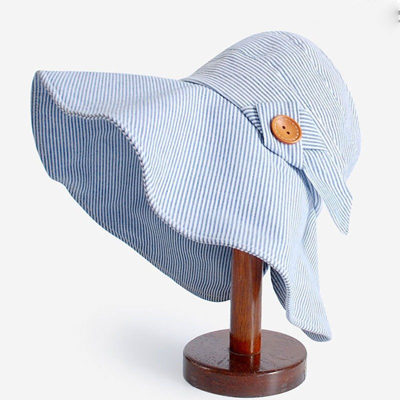Chapeau de chapeau vide haut de gamme pour femmes été