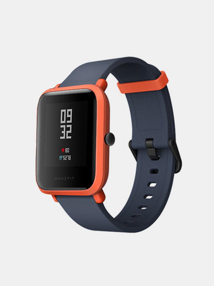 オリジナルXiaomi AMAZFIT Bip Pace Youth GPS Bluetooth 4.0 IP68 Smart Watch International Version
