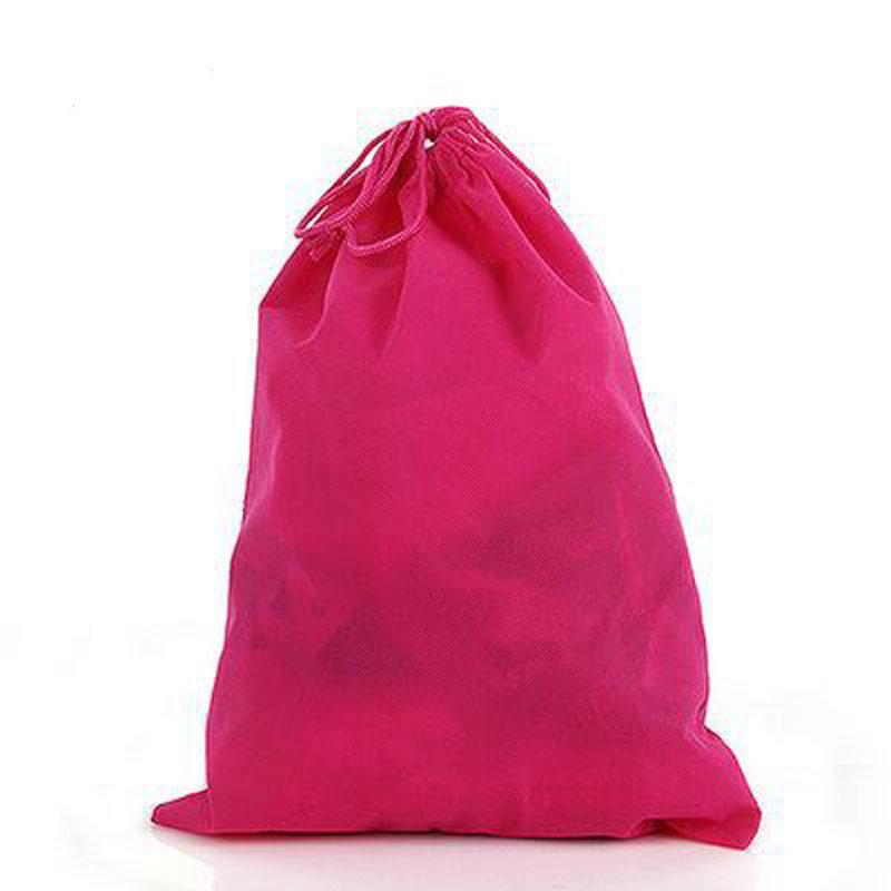Travel Storage Bag Trümmer Bekleidung Schuhe Portable Feuchtigkeitsfeste Non-Woven-Tasche