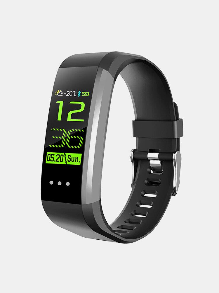 スポーツスマート腕時計リストバンド多機能IP67防水AndroidのIOSのスマートブレスレット