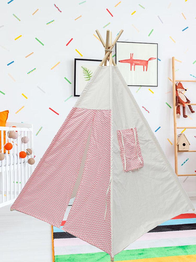 Indoor Kinder Kinder spielen Zelt Tipi Spielhaus Schlafen Dome Toys Castle Cubby