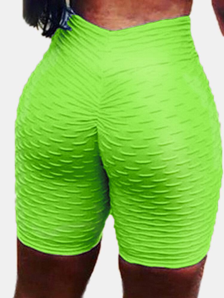 Famous Tiktok Leggings Solid Color Base Sport Yoga for Women