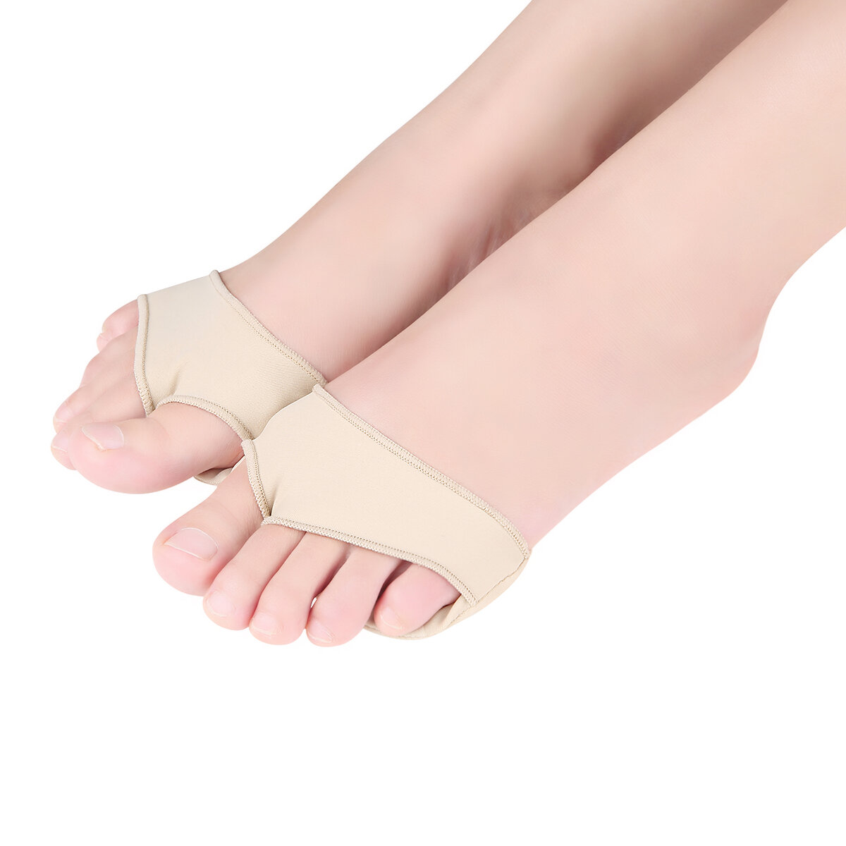 Women Soft Foot Gel Silicone Forefoot Metatarsal Pain Relief Absorber Cushion Ball of Foot Pad