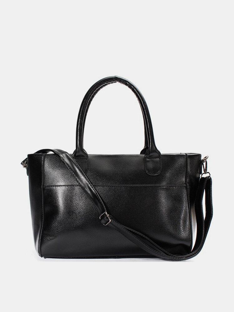 Women Casual Handbag Ladies Leisure Handbag Large Capacity Crossbody Bag