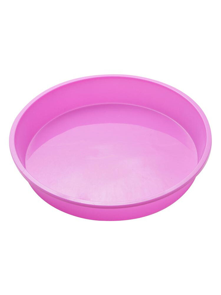 Round Shaped Cake Mold Silicone Baking Mold Muffin Cases Cupcake Liner Baking Mold Cakes Bakeware