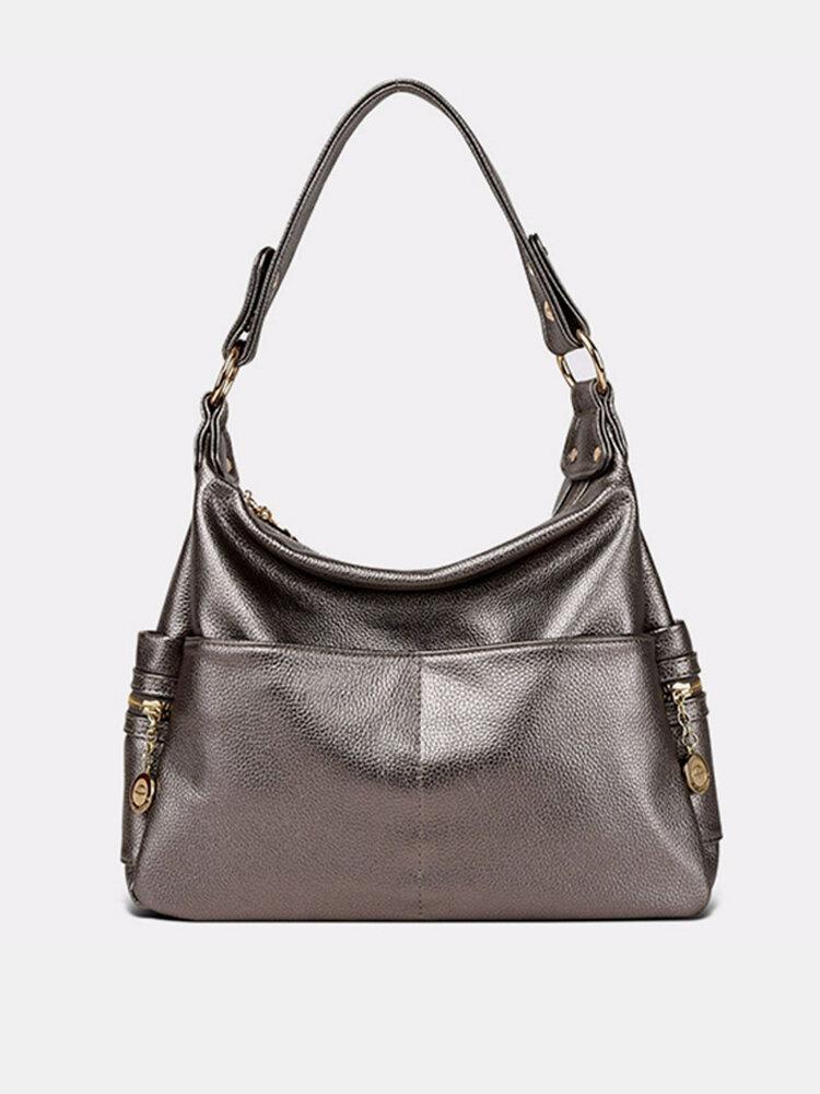 Women Classic PU Crossbody Bag Casual Shoulder Bag Evening Bag