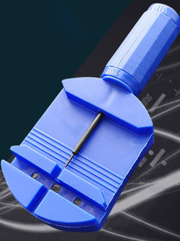 Métal réglable Watch outil de réparation de dissolvant de sangle de liaison en acier inoxydable Watch Bande
