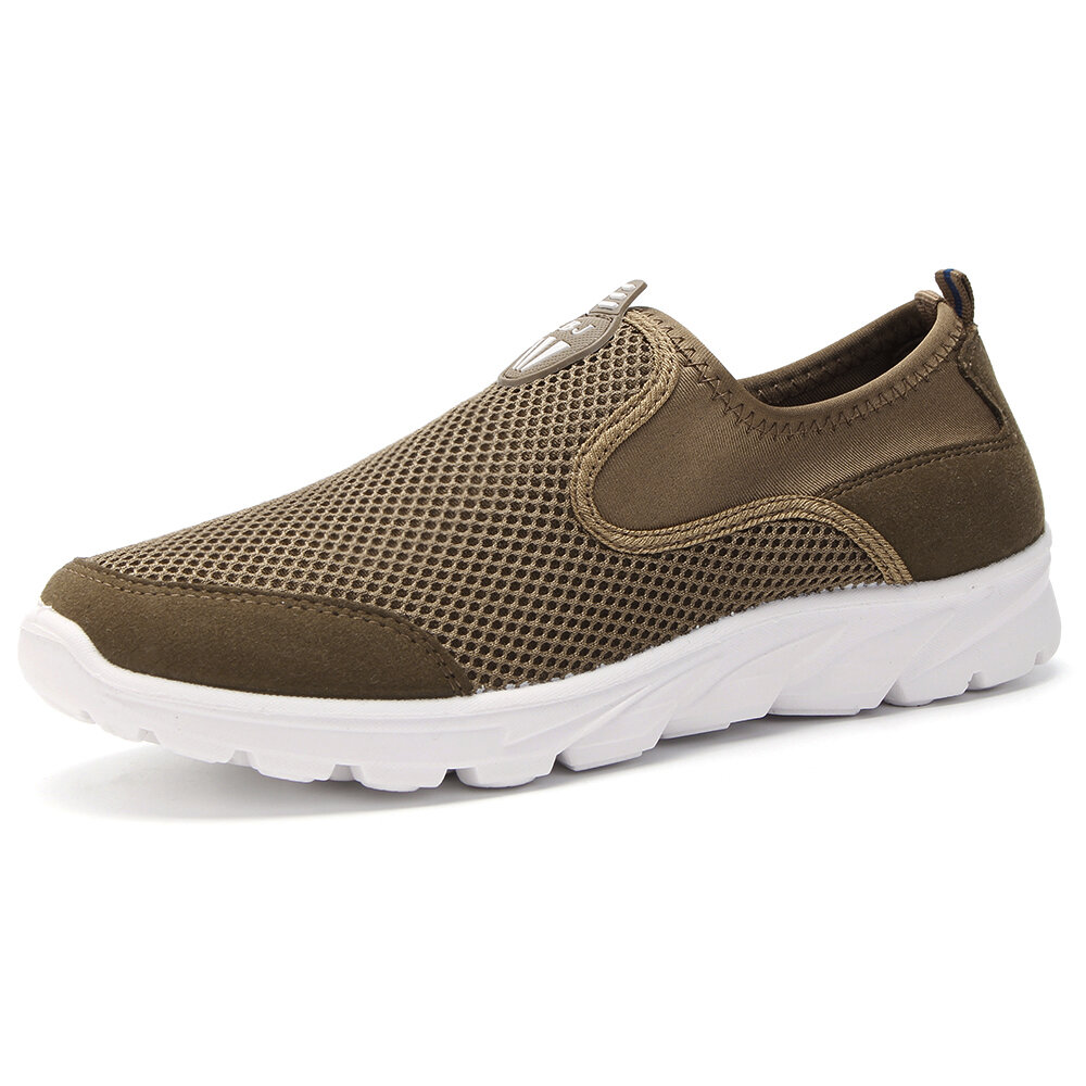 Men_Mesh_Textile_Splicing_Soft_Breathable_Comfy_Running_Walking_Sneakers