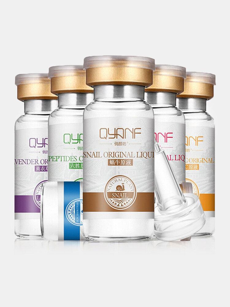 Hyaluronic Acid Essence Solution Six Peptide Moisturizing Soothing Repair Skin Original Liquid 10ml