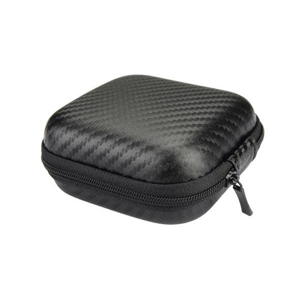 مربع يحمل حقيبة تخزين حقيبة لسماعة كابل