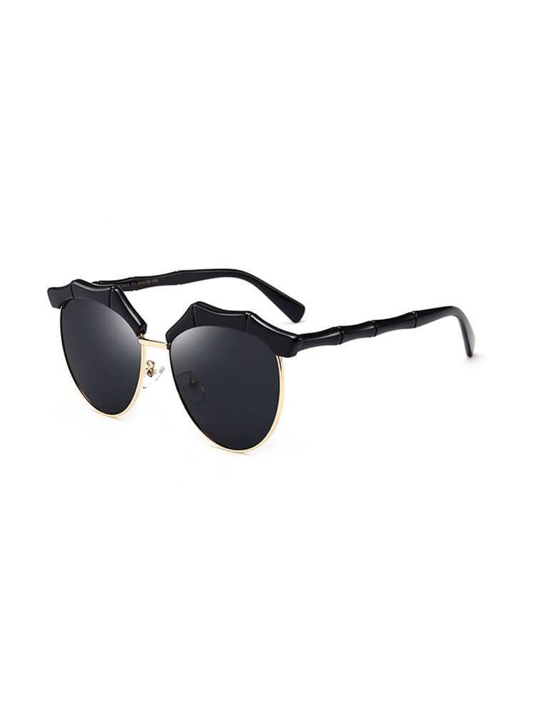 Womens Mens Resin Best Vintage Oversized Polaroid Vogue Personalized Black Golf Sport Sunglasses