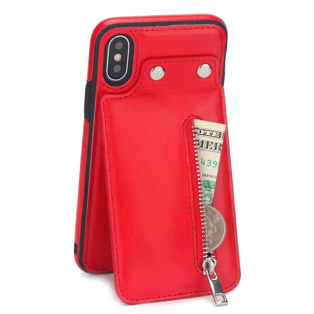 Women Multi-functional Card Holder Wallet Phone Case