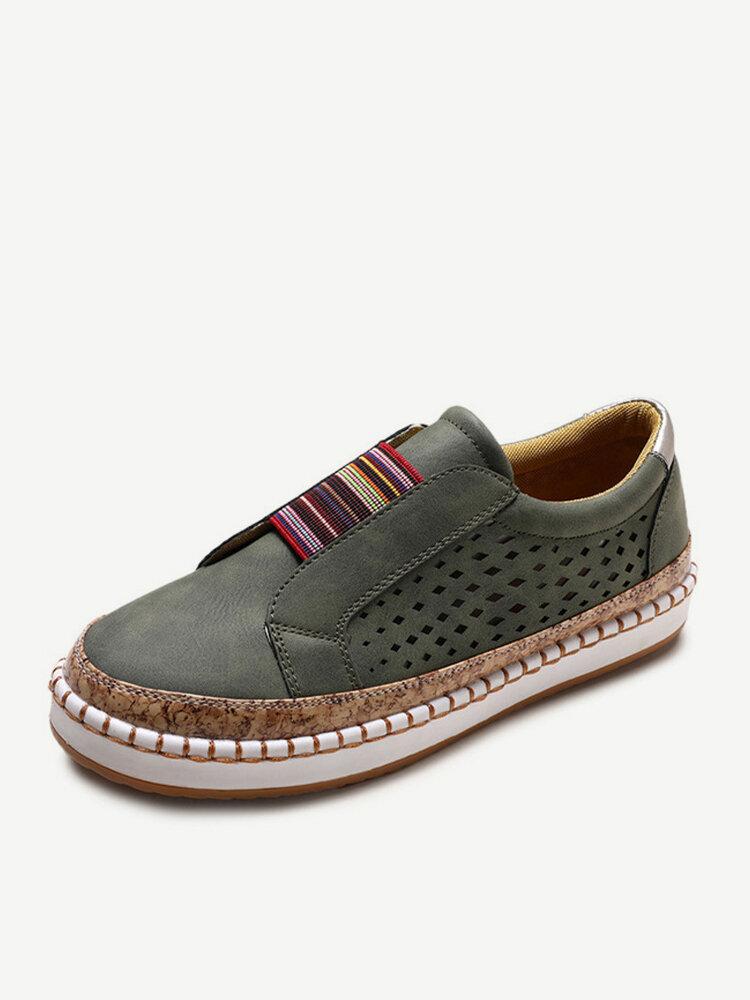 Best Selling Retro Hollow Single Shoes Season New Large Size Set Foot Single Shoes Tide