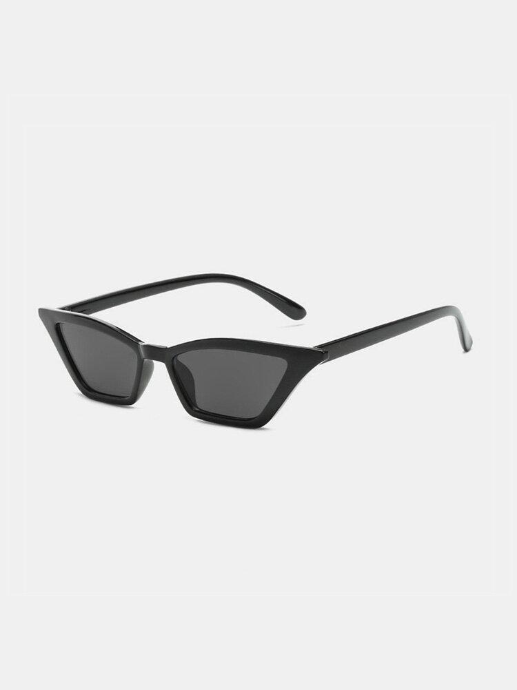 Unisex PC Full Frame Special Contour UV Protection Fashion Sunglasses