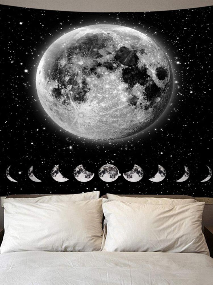 الهندي ماندالا نسيج الشمس التارو نسيج القمر نسيج مخدر السجاد
