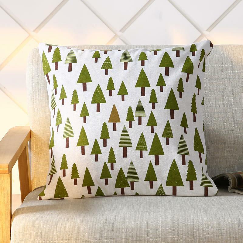 Modern Nordic Style Cushion Cover Sofa Bed Linen Pillowcase Squre Car Home Decor