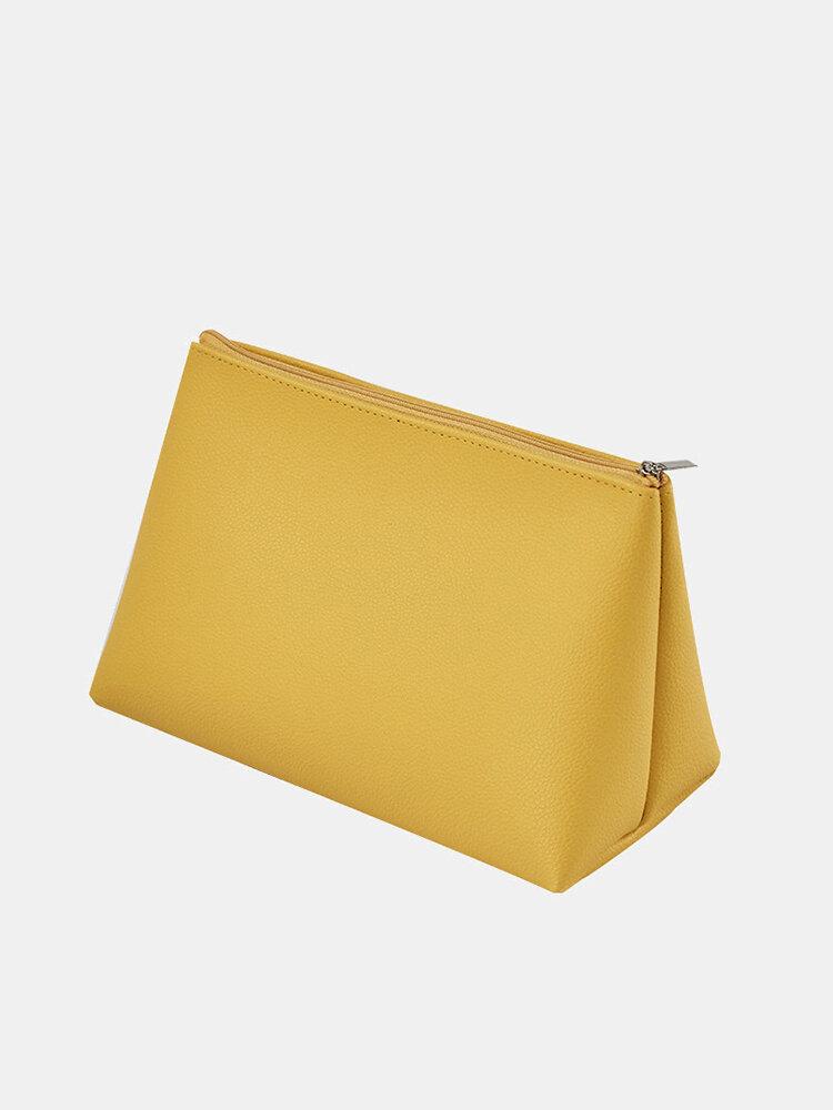 Large Capacity Makeup Bag Portable Travel Dustproof Waterproof Storage Bag