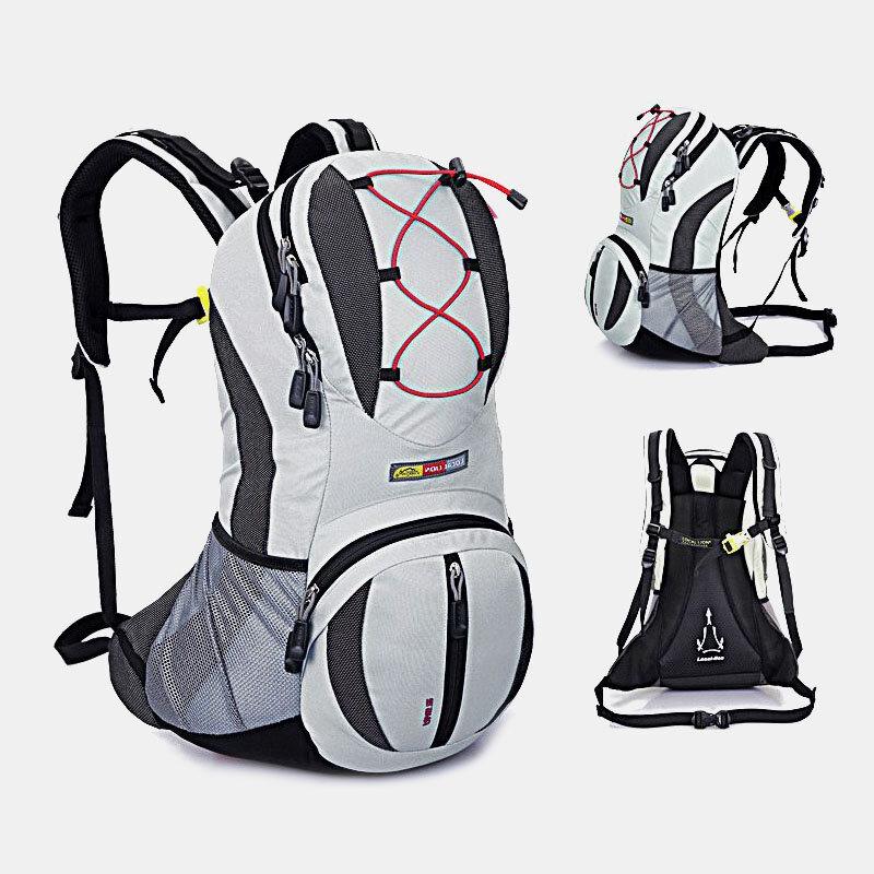 Nylon Cycling Sporty Multi-function Backpack For Women Men