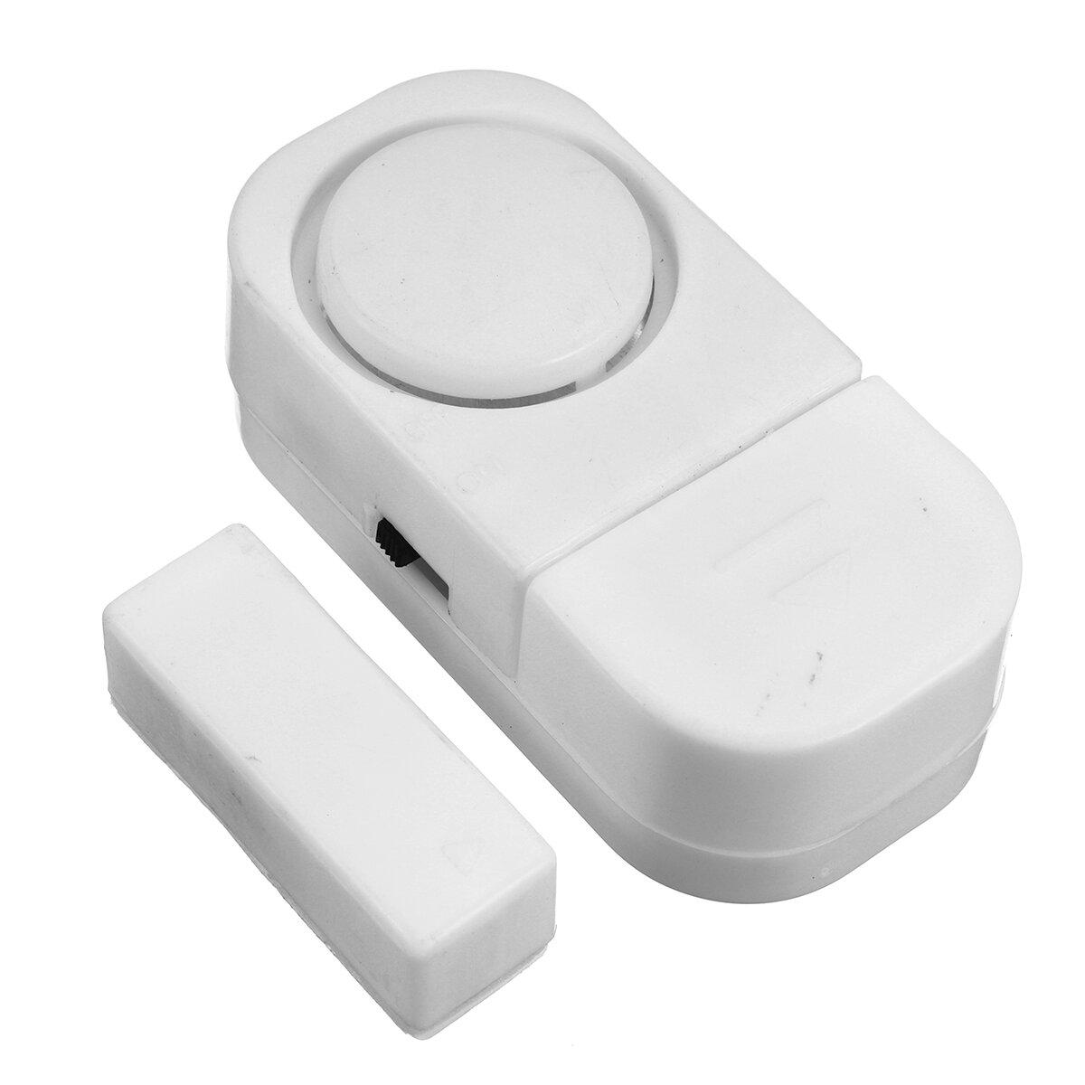 1/12pcs Wireless Door Window Motion Gate Entry Door Chime Alert Alarm Detector