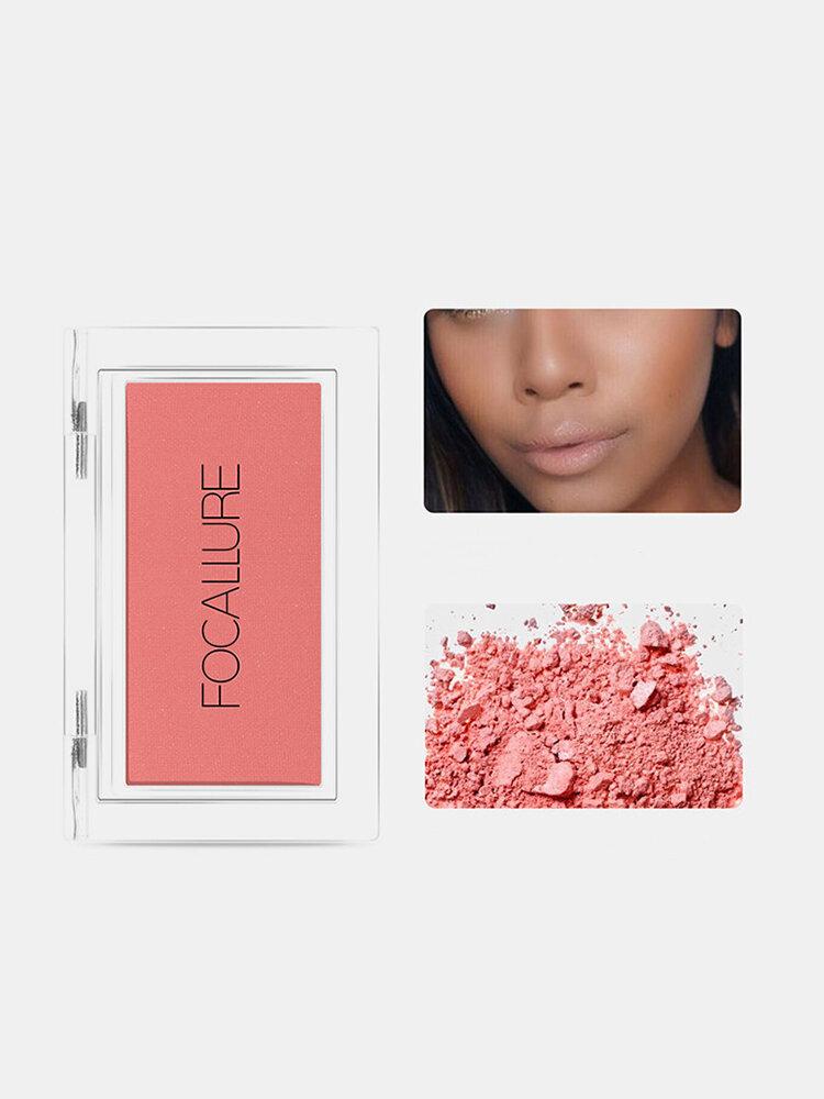 9 Colors Matte Blush Long-Lasting Shimmer Nude Rouge Powder Blush Face Makeup