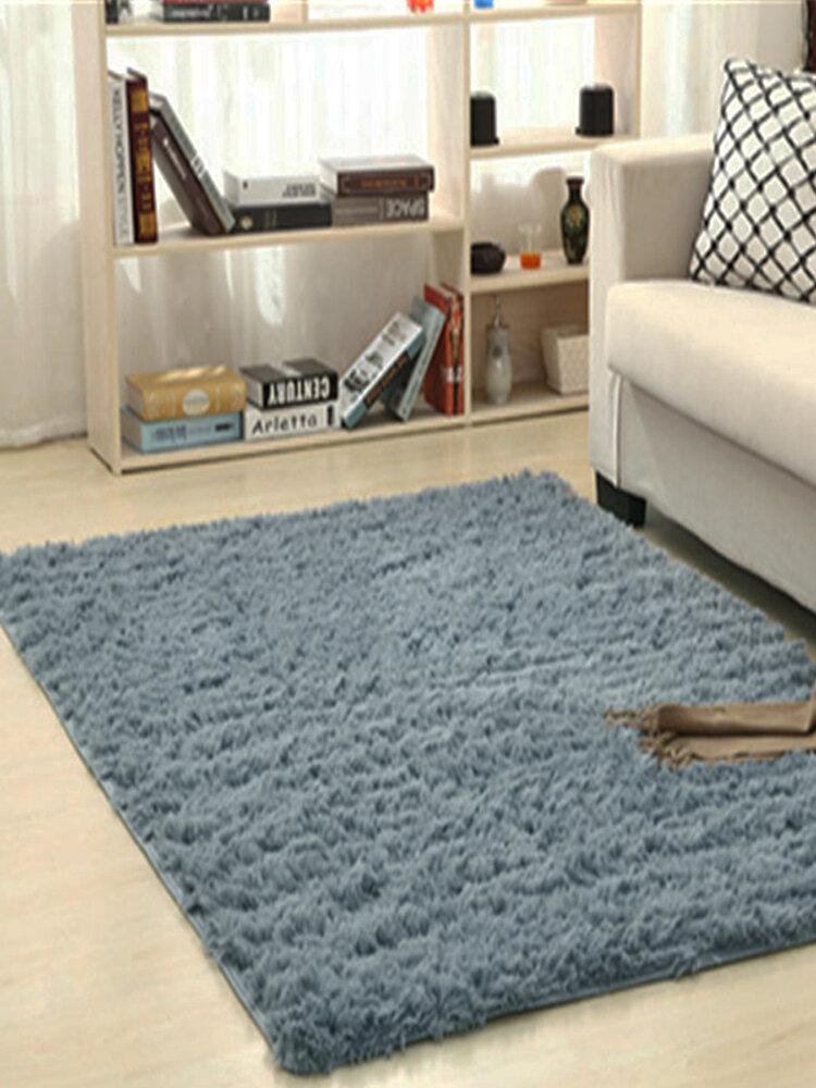 120x170 سنتيمتر منفوش البساط المضادة للانزلاق الأشعث البساط غرفة الطعام المنزل السجاد الكلمة حصيرة