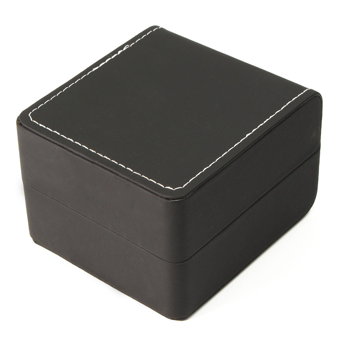 Punk Watch Box Black Clear Watch Case