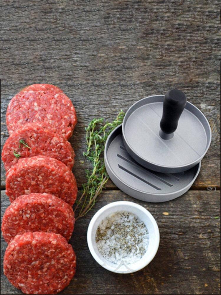 Aluminum Kitchen Meat Pie Maker Nonstick Handheld Round Shaped Kitchen Tool