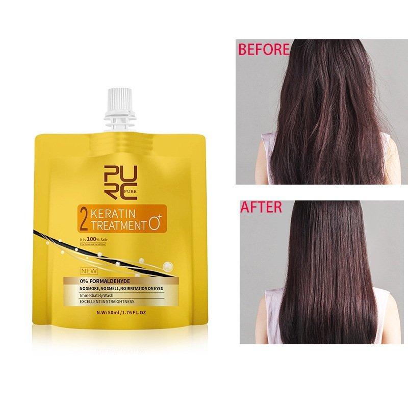 2019 New Hair Care Essence 50ml Moisturizing Nutrition Anti-Split Damage Repair Hair Care
