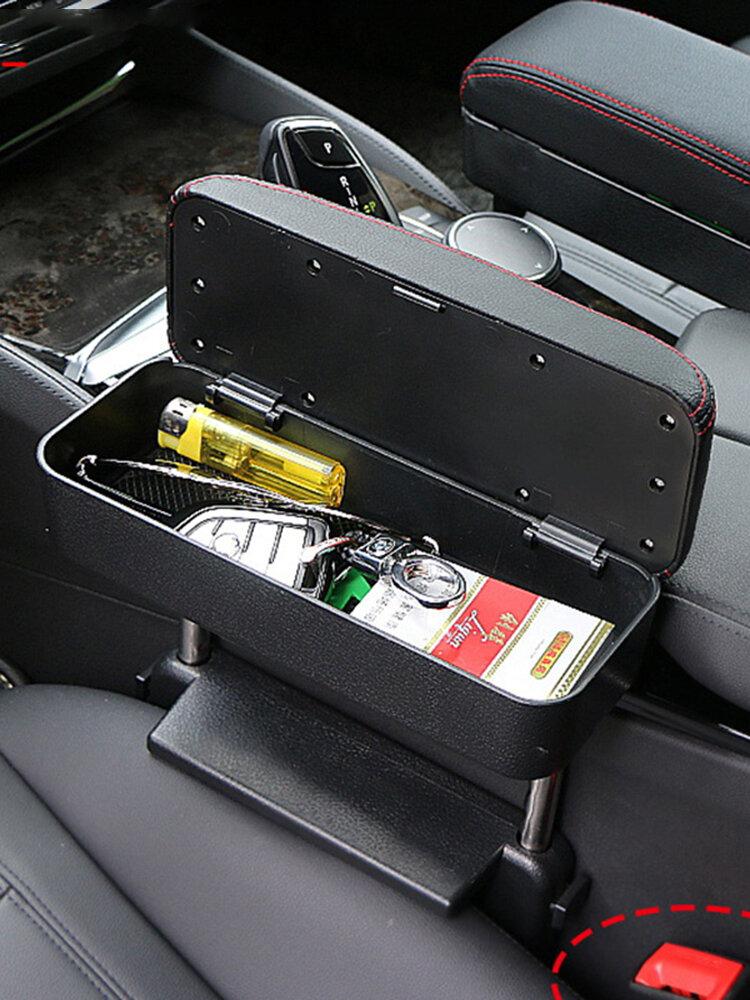 車のワイヤレス充電多機能アームレストボックスパッド収納ボックスセントラルコントロールエルボーサポートホルダー