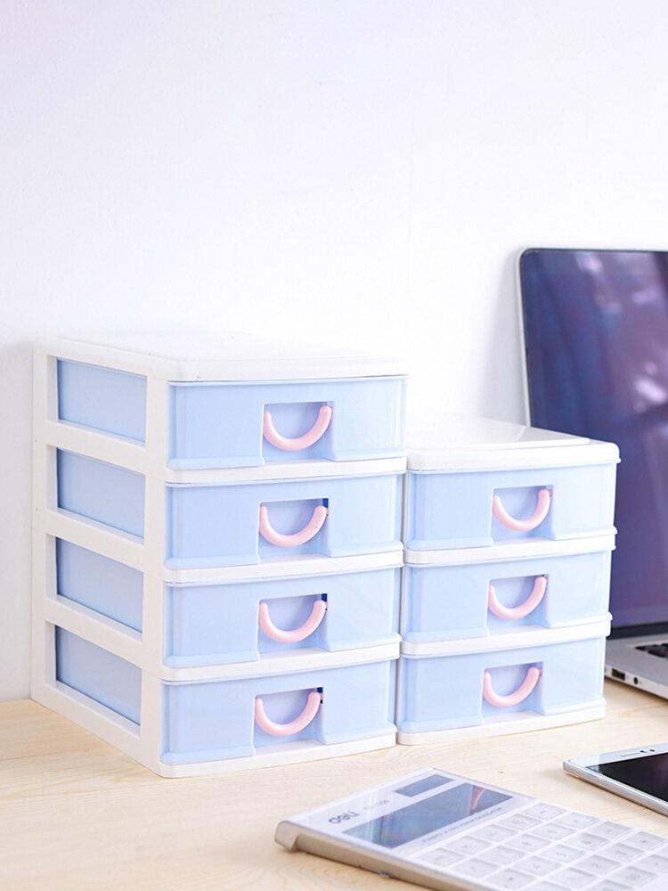 Multi-layer Desktop Storage Box Cosmetic Finishing Rack