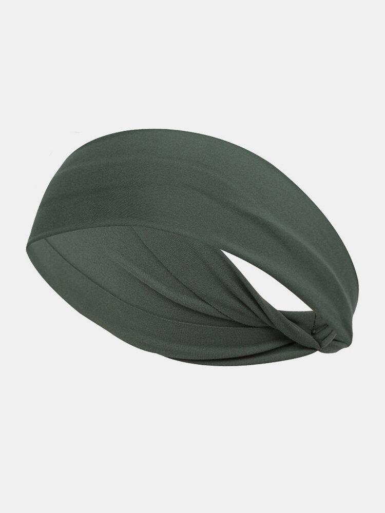 Unisex Sport Cycling Sweat Absorption Seamless Breathable Headband Headscarf