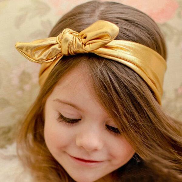 Baby Girl Toddler Cute Bowknot Headband Hair Band Headwear Accessories